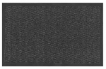 Bacova Guild 27703 Charcoal Scraper Doormat, 17-1/2 x 28-In.