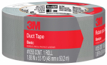 3M 1055 Basic Duct Tape,  1.88-In. x 55-Yd.