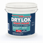 United Gilsonite Lab 00924 Fast Plug Hydraulic Cement, 10-Lb.