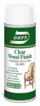 Deft/Ppg Architectural Fin DFT107S/54 Deft 12-oz. Aerosol Clear Gloss Water-Based Wood Finish