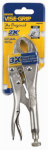 Irwin Industrial Tool 4935578 Vise-Grip Curved Jaw Locking Pliers, 7-In.