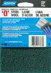 Norton Abrasives/St Gobain 07660701728 2-Pack 0 Fine Synthetic Steel Wool Pads