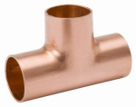 Elkhart Products 32970 2-Inch Copper Tee