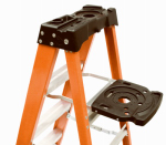 Louisville Ladder LP-2400-00 Pail Shelf Ladder Accessory