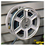 Suncast SWA100 Sidewinder Wall-Mount  Hose Reel, 100-Ft. x 5/8-In. Capacity