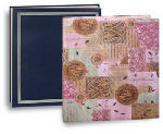 Pioneer Photo SJ100 Assorted Designs/Colors 100-Page Jumbo Scrapbook .
