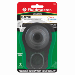 Fluidmaster 503 Sure-Fit Flapper, Black