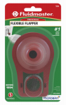Fluidmaster 504 Sure-Fit Super Flapper, Red