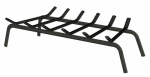 Panacea Products 15453TV 30-Inch Black Wrought Iron Fireplace Grate