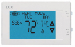 Lux Products TX9600TS 7-Day Programmable Touch Screen Thermostat