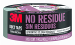 3M 2425 2-Inch x 25-Yard No-Residue Painter's Duct Tape