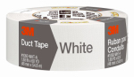3M 3960-WH Duct Tape, White, 1.88-In. x 60-Yd.