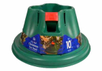 H M S Mfg 208-5 EZ H2O Christmas Tree Stand, 8-In. Trunk Diameter, Holds 10-Ft. Tree