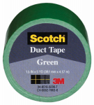 3M 1005-GRN-IP 1-1/2 Inch x 5-Yard Multi-Purpose Green Duct Tape