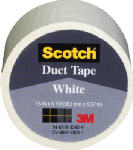 3M 1005-WHT-IP 1-1/2 Inch x 5-Yard Multi-Purpose White Duct Tape