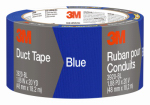 3M 1020-BLU-A 2x20YD Blue Duct Tape