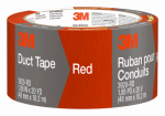 3M 3920-RD Duct Tape, Red, 1.88-In. x 20-Yd.