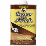 Howard Products RF2016 Restor-A-Finish For Maple Pine Finish, 16-oz.