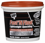 Dap 12143 Gallon Superior Lightweight Formula Spackling