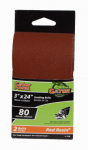 Ali Industries 3156 2-Pack 3 x 24-Inch 80-Grit Bi-Directional Sanding Sheet