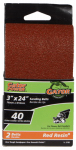 Ali Industries 3158 2-Pack 40-Grit Bi-Directional Sanding Sheet