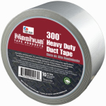 Berry Global 1087088 Duct Tape, Silver, 2.83-In. x 60-Yds.