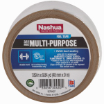 Berry Plastics Tapes/Coating 1087626 Foil Tape, 1.89-In. x 10-Yds.