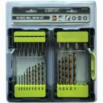 Disston 647372 24-Piece Titanium Drill & Drive Set