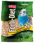 Kaytee Pet 100509800 Forti-Diet Parakeet Food, 2-Lbs.