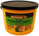 Quikrete Companies 112611 10-Lb. Hydraulic Water Stop Cement
