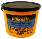 Quikrete Companies 113311 10-Lb. Gray Vinyl Concrete Patcher