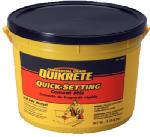 Quikrete Companies 124011 10-Lb. Quik Setting Cement