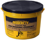 Quikrete Companies 124511 10-Lb. Anchoring Cement