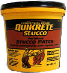 Quikrete Companies 865032 Qt. Pre-Mixed Stucco Patch