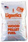 Lignetics FG10PL-ID-1RDC13-PLT 40-Lb. Premium Quality Wood Pellet Fuel