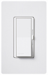 Lutron Electronics DVW-600PH-WH Diva 600-Watt Single-Pole Dimmer, White