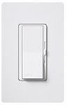 Lutron Electronics DVW-603PH-WH Diva 600-Watt 3-Way Dimmer, White