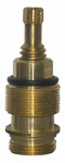 Larsen Supply S-536-3 Mobile Home Faucet Stem For Price Pfister Monterey, Hot & Cold, Brass