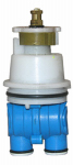 Larsen Supply S-190-3 Pressure Balance Valve For Delta New-Style Faucet, Single-Handle, Hot & Cold