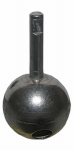 Larsen Supply S-200-3 Hot & Cold Stainless-Steel Ball For Lavatory & Shower, Delta 0257