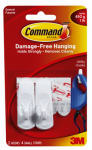 3M 17002 2-Pack Small Hook