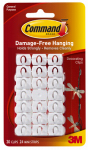 3M 17026 Decorating Clips, 20-Pk.
