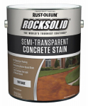 Rust-Oleum 239418 Concrete Stain & Sealer, Semi-Transparent, 1-Gal.