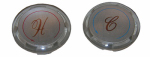 Larsen Supply 0-6051 Delta, Delex New Style Hot & Cold Buttons