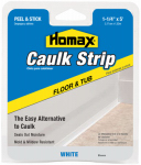 Homax Products/Ppg 34030 5-Ft. White Tub & Floor Caulkstrip