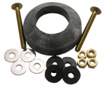 Larsen Supply 04-3801 Toilet Tank-to-Bowl Bolt Kit or Kitchen & Gasket