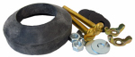 Larsen Supply 04-3805 Toilet Tank-to-Bowl Bolt Kit or Kitchen & Gasket