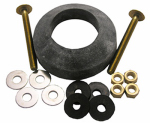 Larsen Supply 04-3807 Toilet Tank-to-Bowl Bolt Kit or Kitchen & Gasket