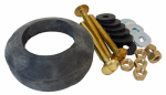 Larsen Supply 04-3809 Toilet Tank-to-Bowl Bolt Kit, 5/16 x 3-In.
