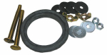 Larsen Supply 04-3815 Eljer Toilet Tank-to-Bowl Bolt Kit or Kitchen & Gasket